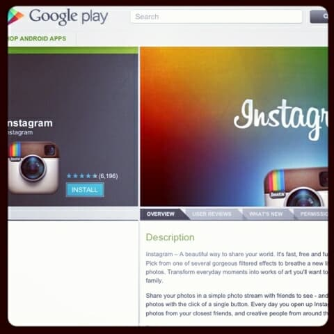 Instagram Comes to Android