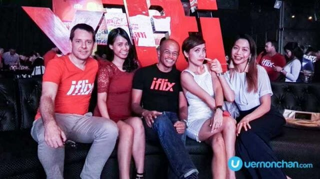 iflix Digi launch