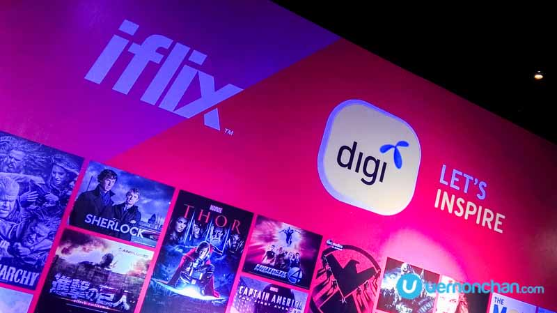 Iflix partners Digi to offer subscription through carrier