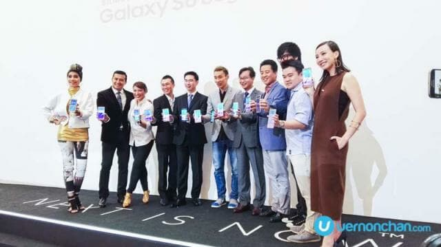 Samsung Galaxy Note5 launch