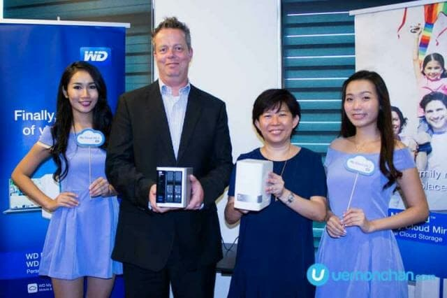 WD My Cloud OS 3 launch