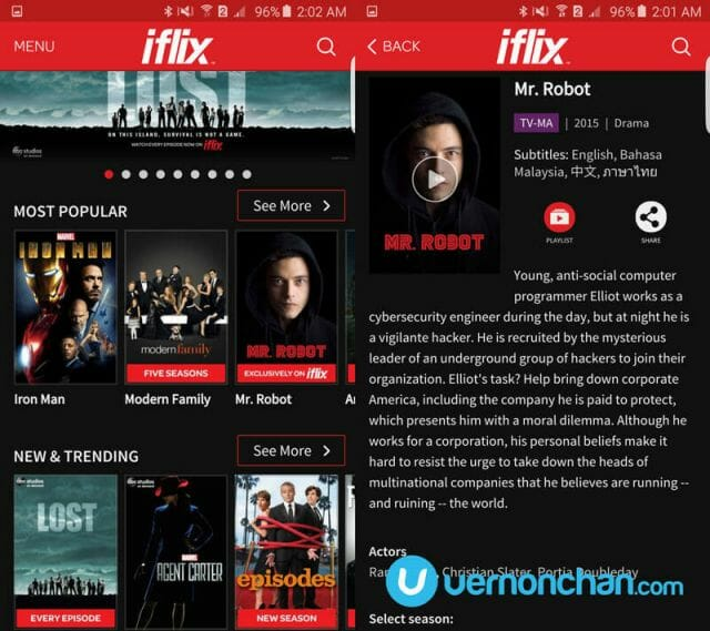 iflix Download and Watch Offline