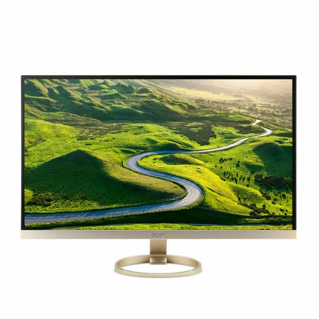 Acer H7 monitor