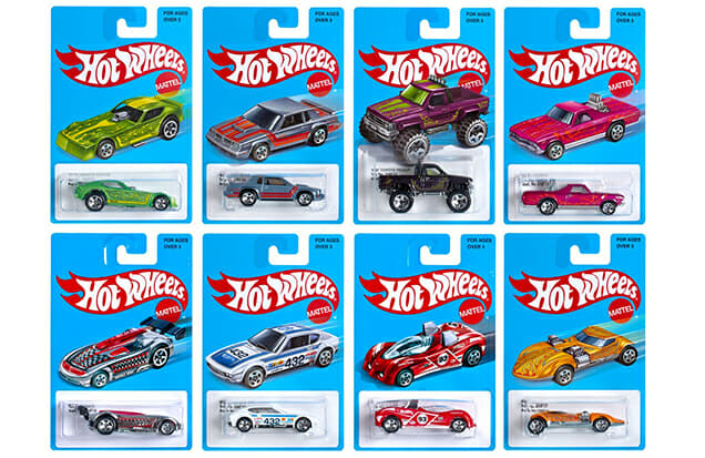 Hot Wheels 1980s