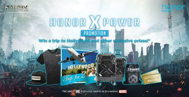 honor X Power