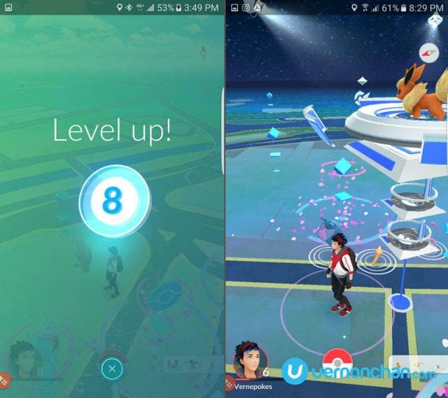 U Mobile Power-Up for Pokemon GO