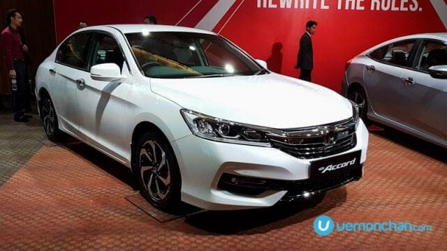 Honda Accord launch