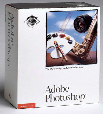 Adobe Photoshop 1.0 Retail