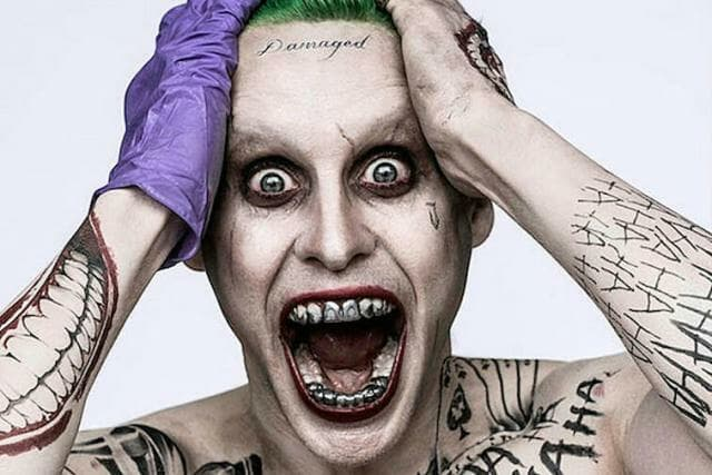 "Jared Leto ""Joker"" 