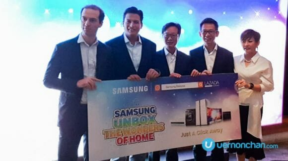 Samsung Unbox the Wonders of Home