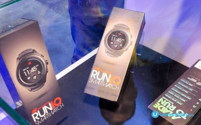 CES 2017 New Balance RunIQ by Intel