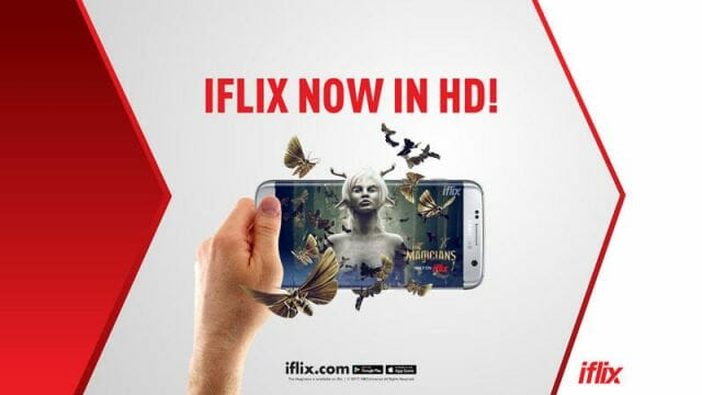 iflix in HD