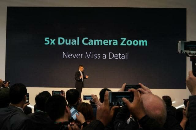 OPPO @ MWC 2017