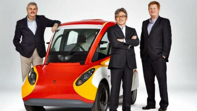 Shell Concept Car Project M