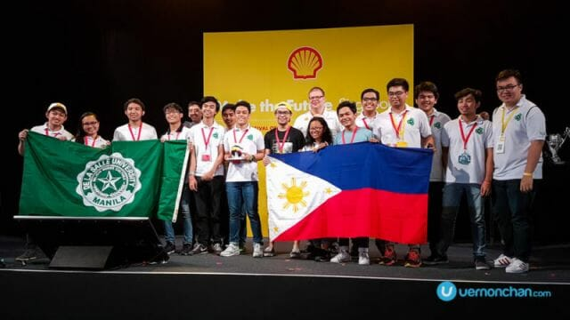 Shell DCW Asia Finals 2017