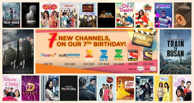 HyppTV new channels
