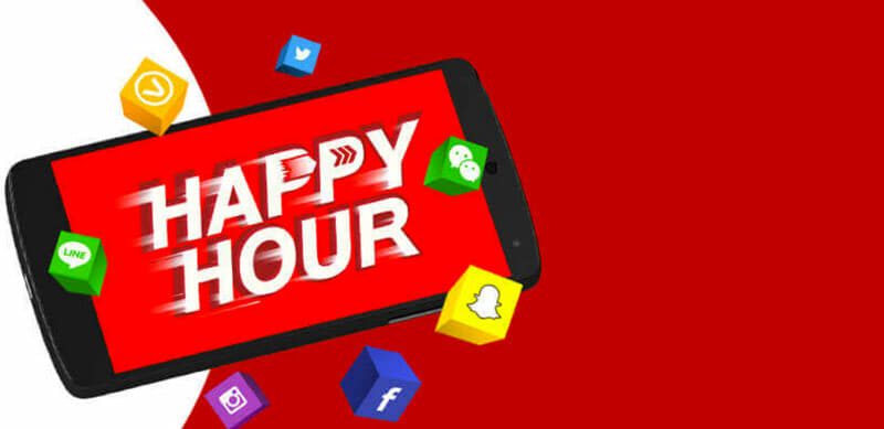 Hotlink Happy Hour: How about free 1GB data for 1 hour every