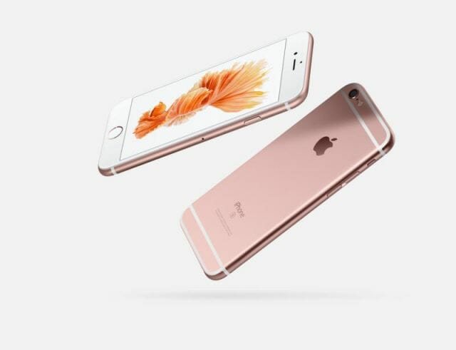 iPhone 6s Plus Rose Gold