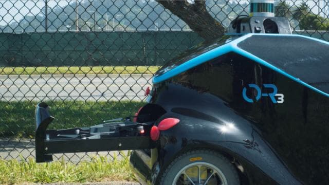 Otsaw Digital O-R3 autonomous robot car