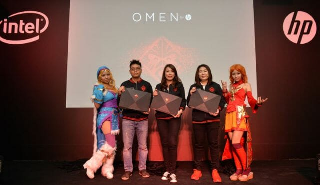 OMEN by HP launch