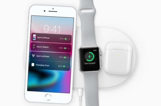 Apple iPhone 8 Wireless Charging AirPower