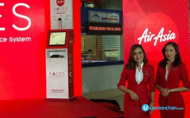 AirAsia FACES