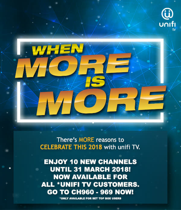 UniFi TV gets 10 free channels, including FOX Movies, FOX