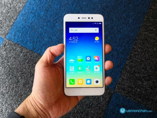 Xiaomi Redmi Note 5A Prime Review
