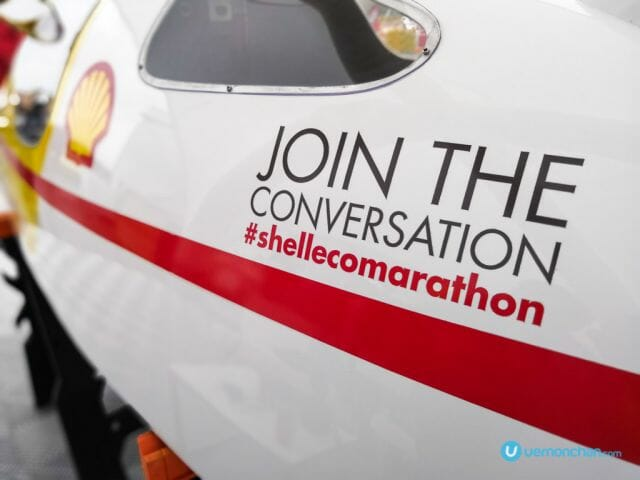 Shell Eco-marathon Prototype Media Vehicle