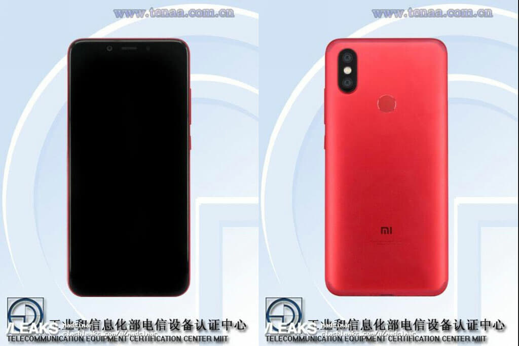 Could this be the Xiaomi Mi A2?