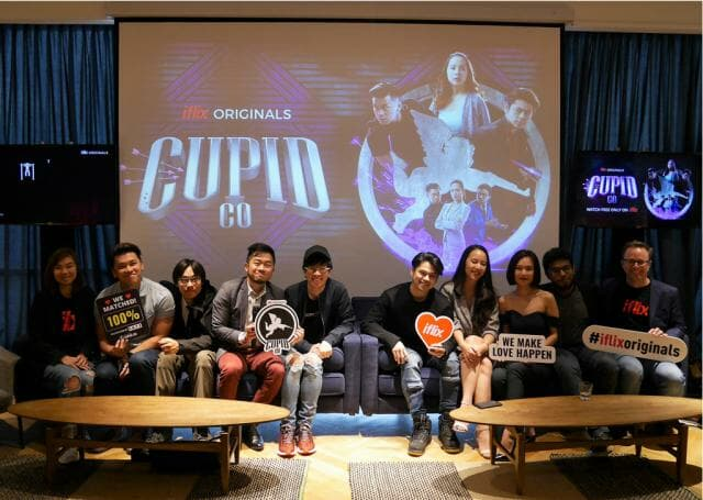 iflix Cupid Co. poster