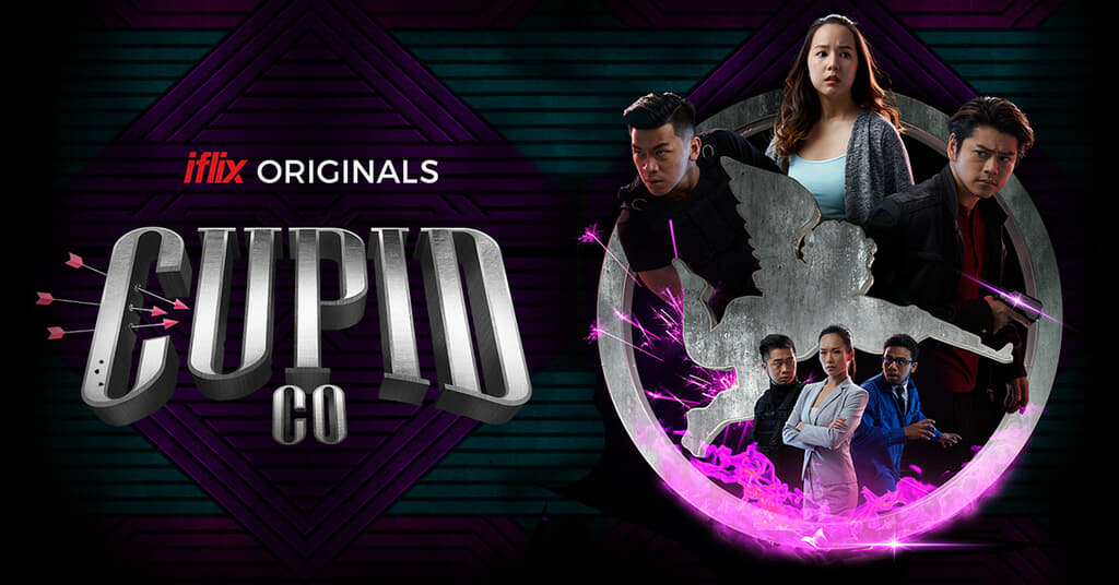 iflix premieres first short-form mini-series, Cupid Co