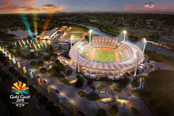 Gold Coast 2018 Stadium