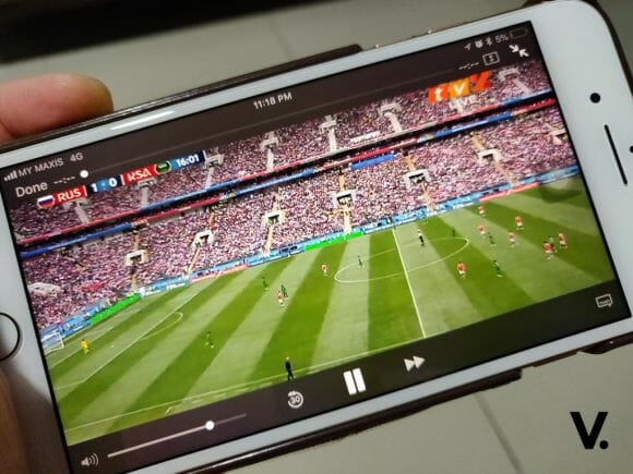 2018 FIFA World Cup RTM Mobile
