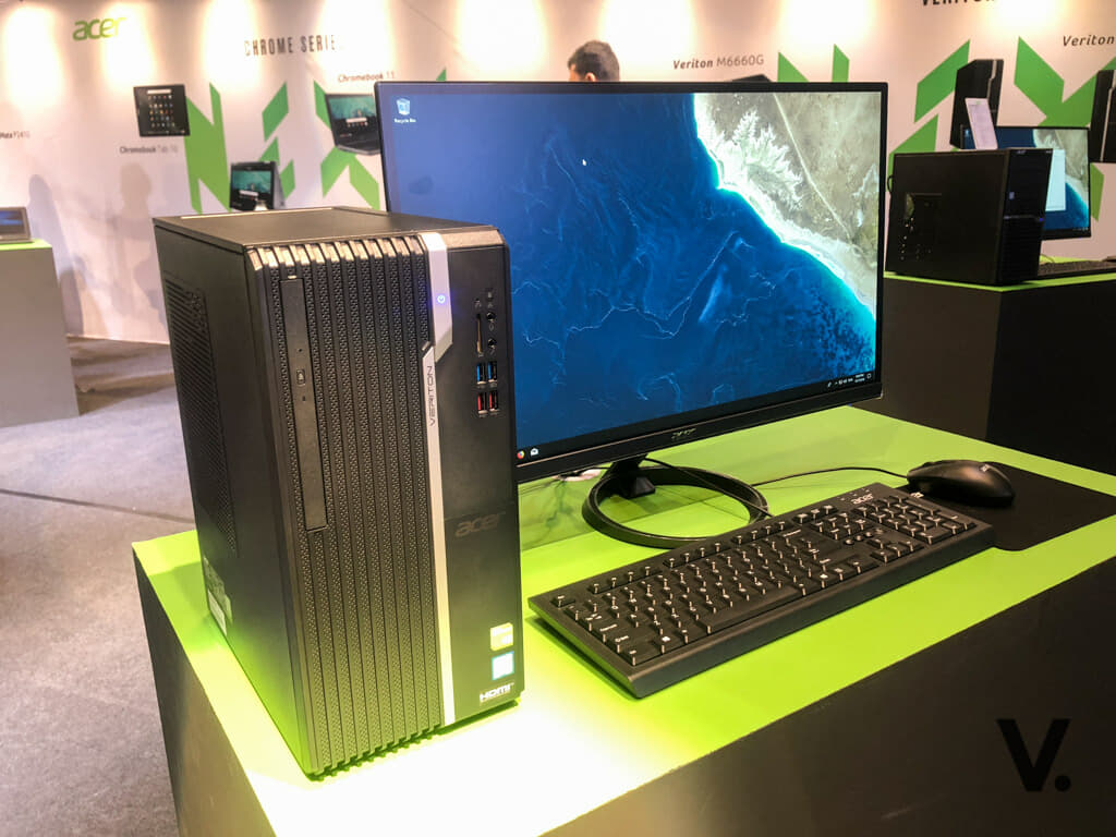 Acer extends commercial portfolio with new Veriton