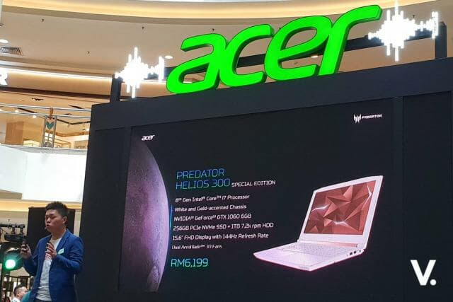 Acer Day 2018
