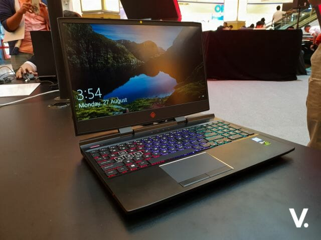 HP OMEN 15 and 17