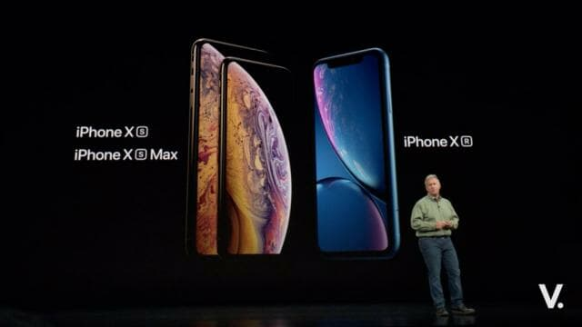 Apple iPhone Xs + iPhone Xs Max