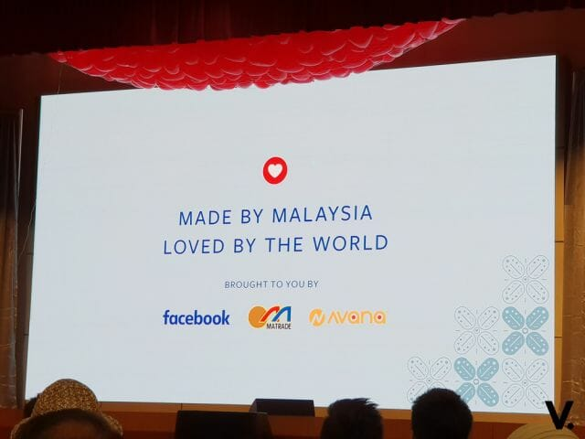 Facebook Made by Malaysia, Loved by the World