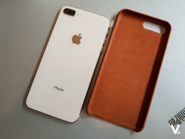 Jisoncase iPhone 8 Plus review