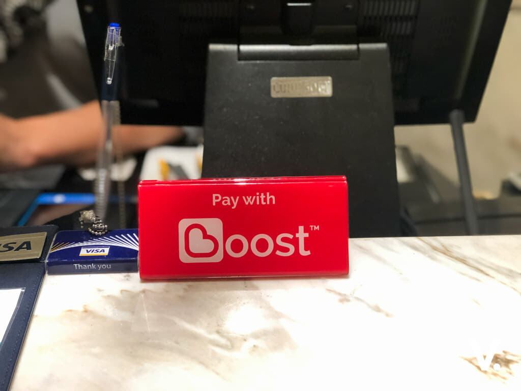 Boost app Malaysia review: Going cashless for 24 hours