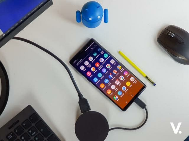 Samsung Galaxy Note9 + DeX
