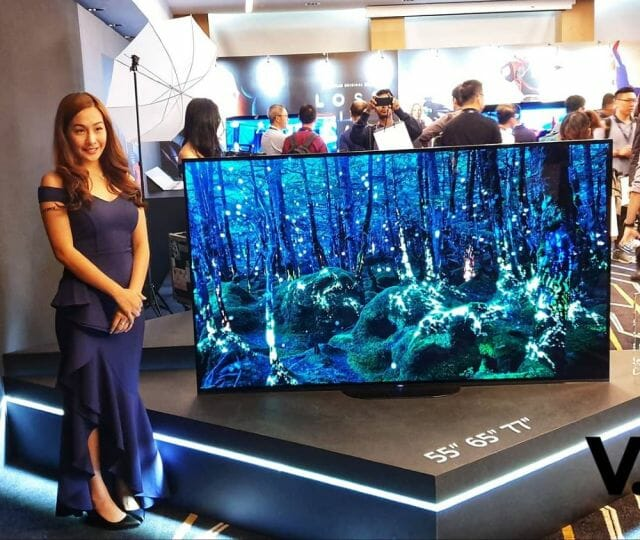 Sony A9G 4K OLED TV