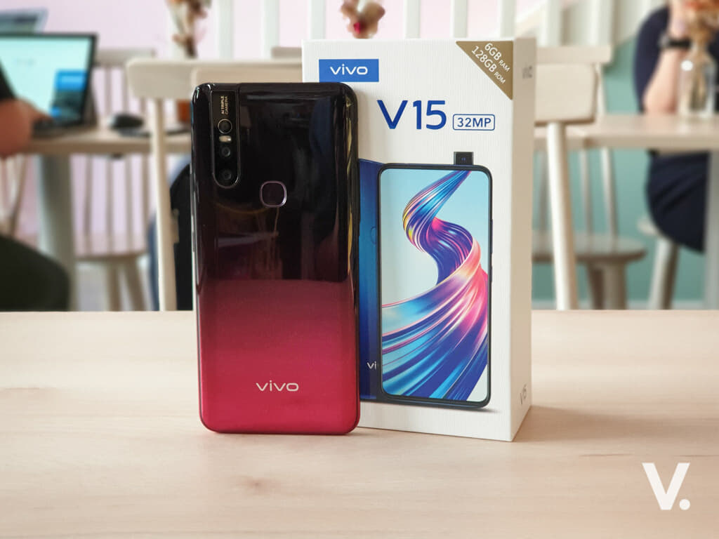Vivo V15 review: Thank you but NEX please