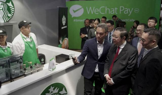 WeChat Pay MY