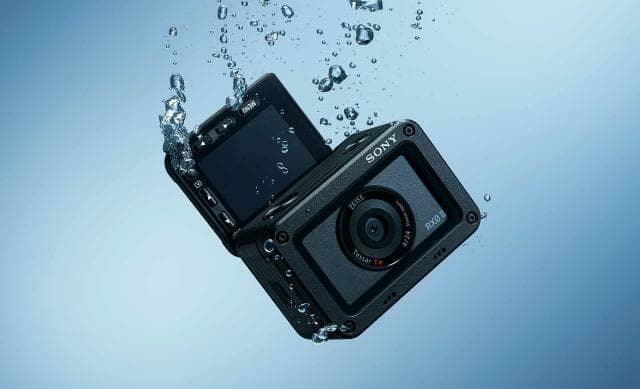Sony's ultra-compact RX0 II camera now available in Malaysia