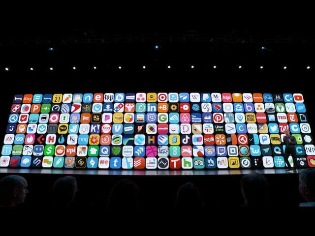 Apple WWDC19: macOS