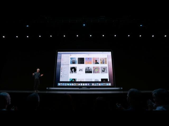 Apple WWDC19: iTunes