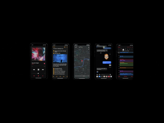 Apple WWDC19: iOS