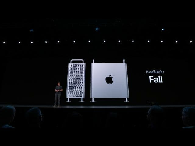 Apple WWDC19: Mac Pro